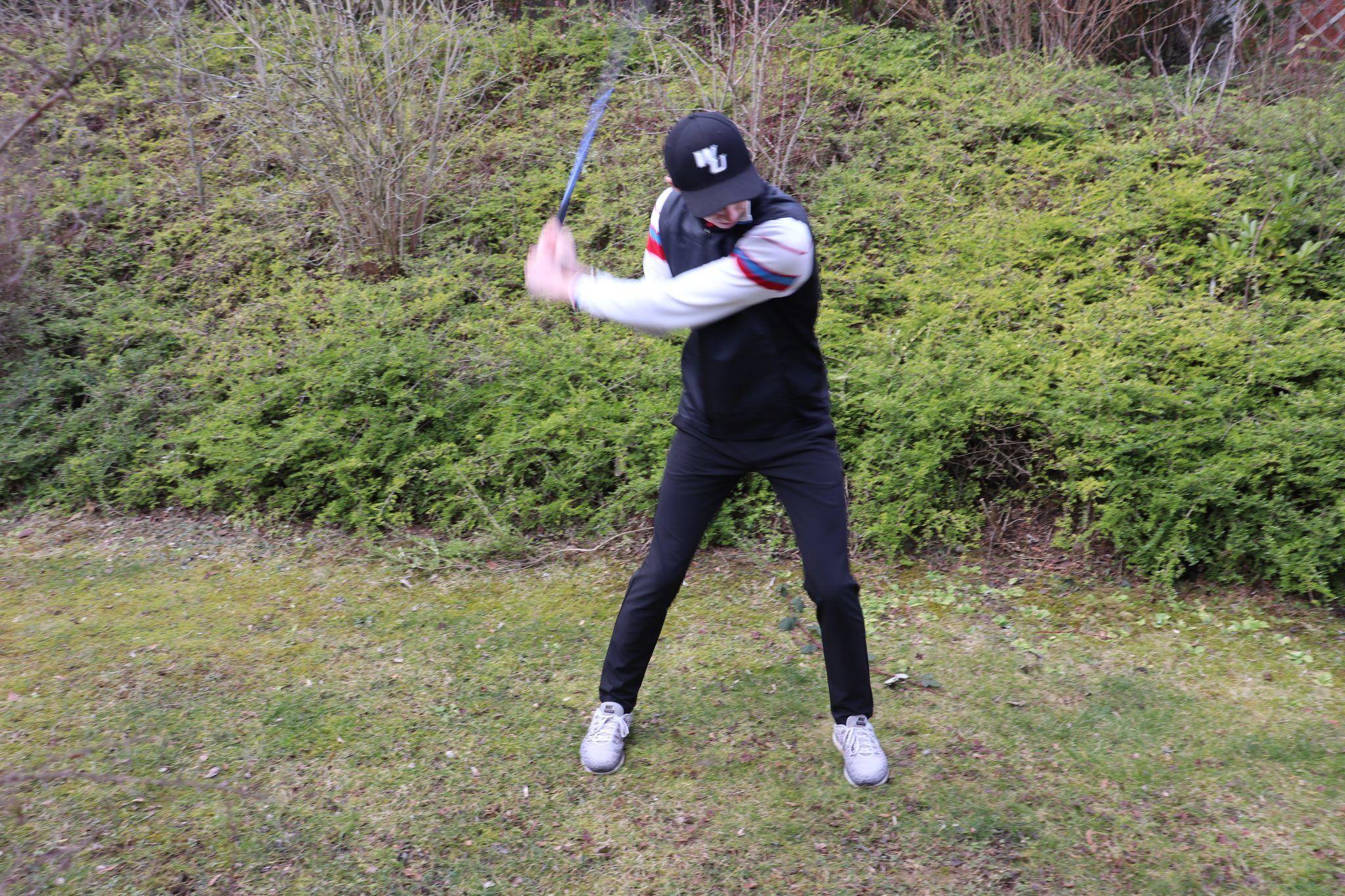 SuperSpeed Golf