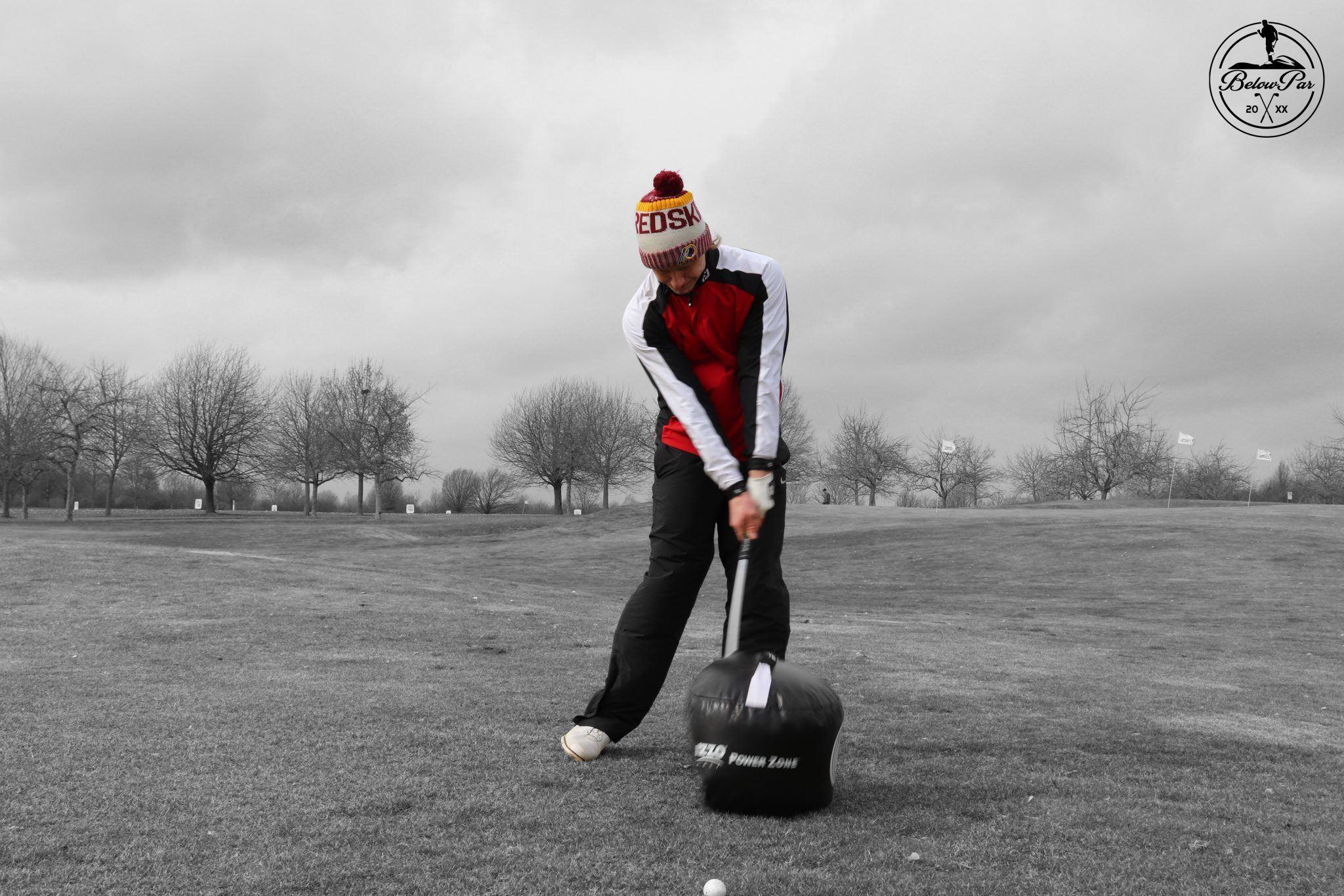 Golf treffmoment verbessern