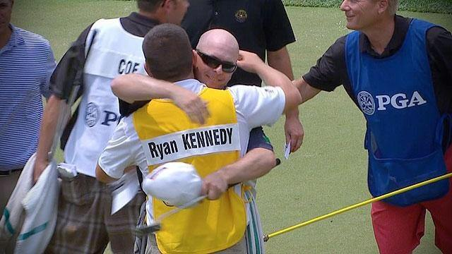 Golfcoach Ryan Kennedy