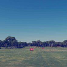 Golf Aufwärmen